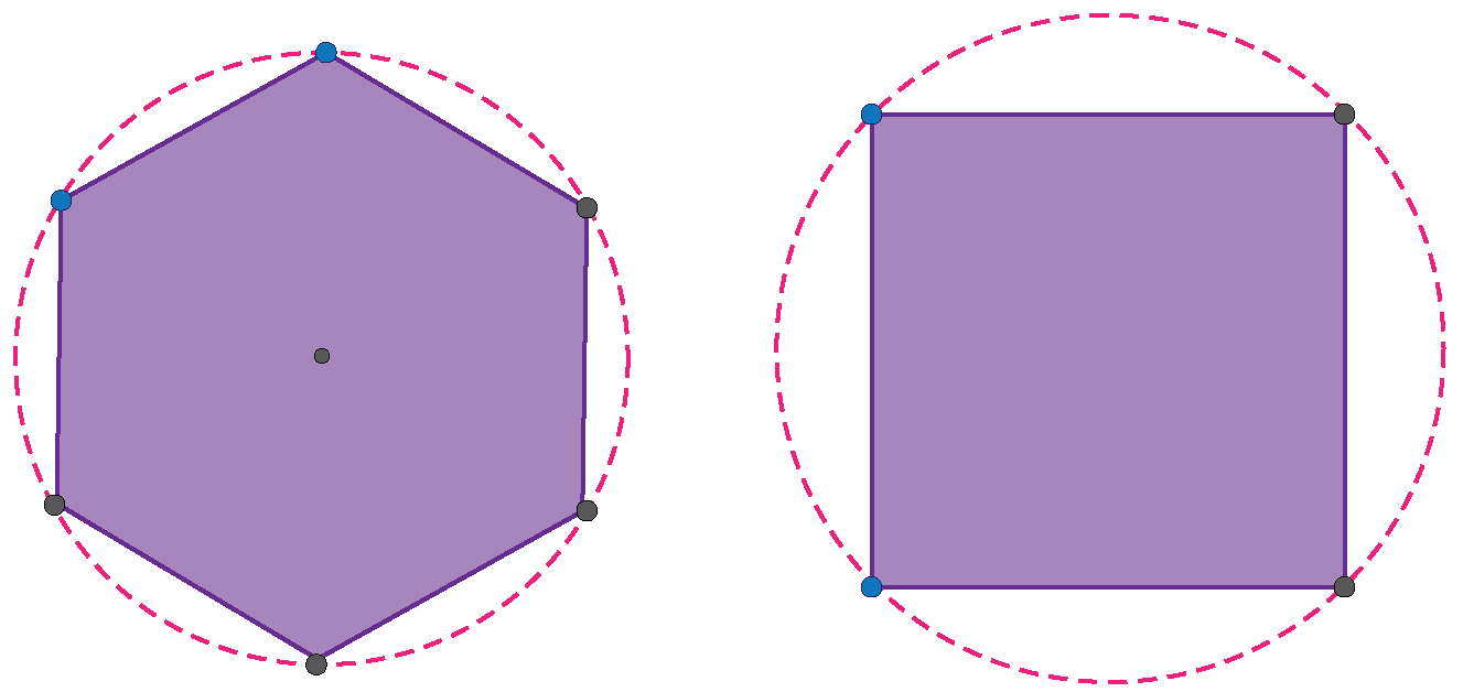 circumcenter of a polygon