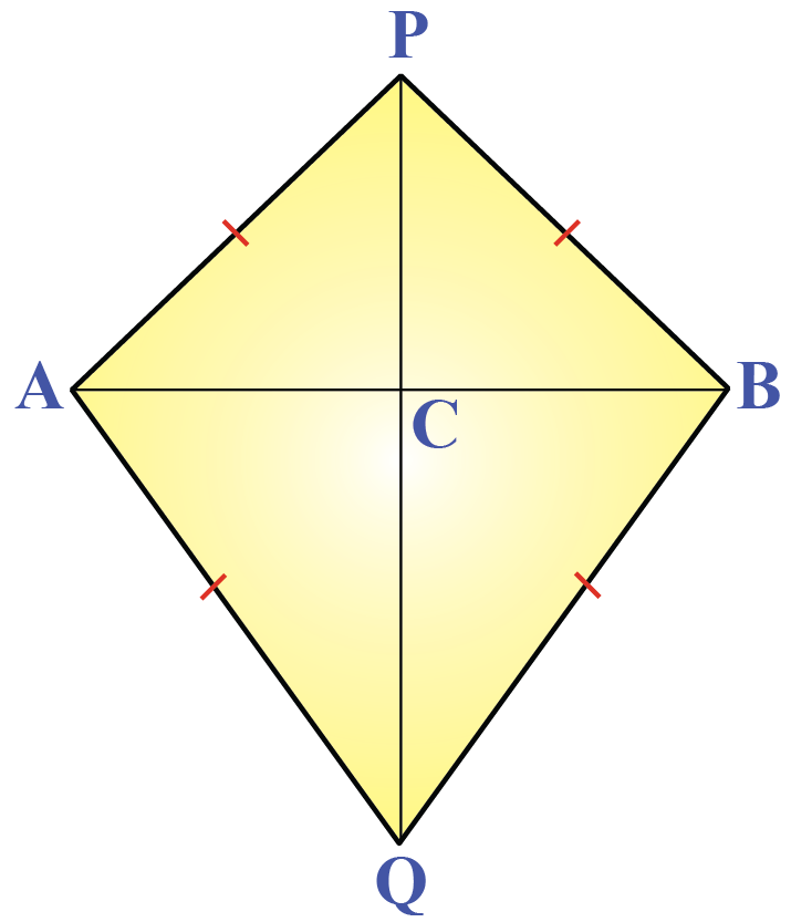 Prove congruency in this shape.