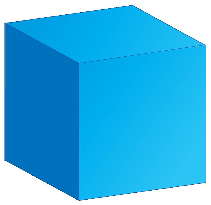 platonic solid, cube