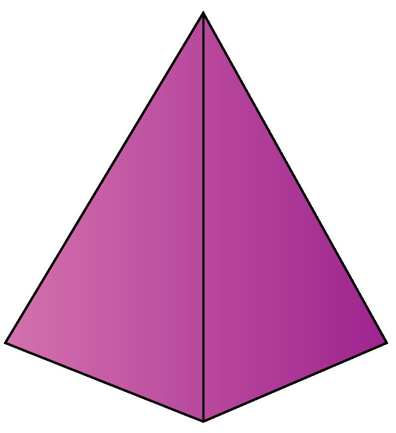 platonic solid, tetrahedron