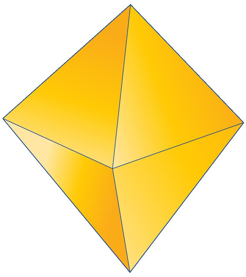 platonic solid, octahedron