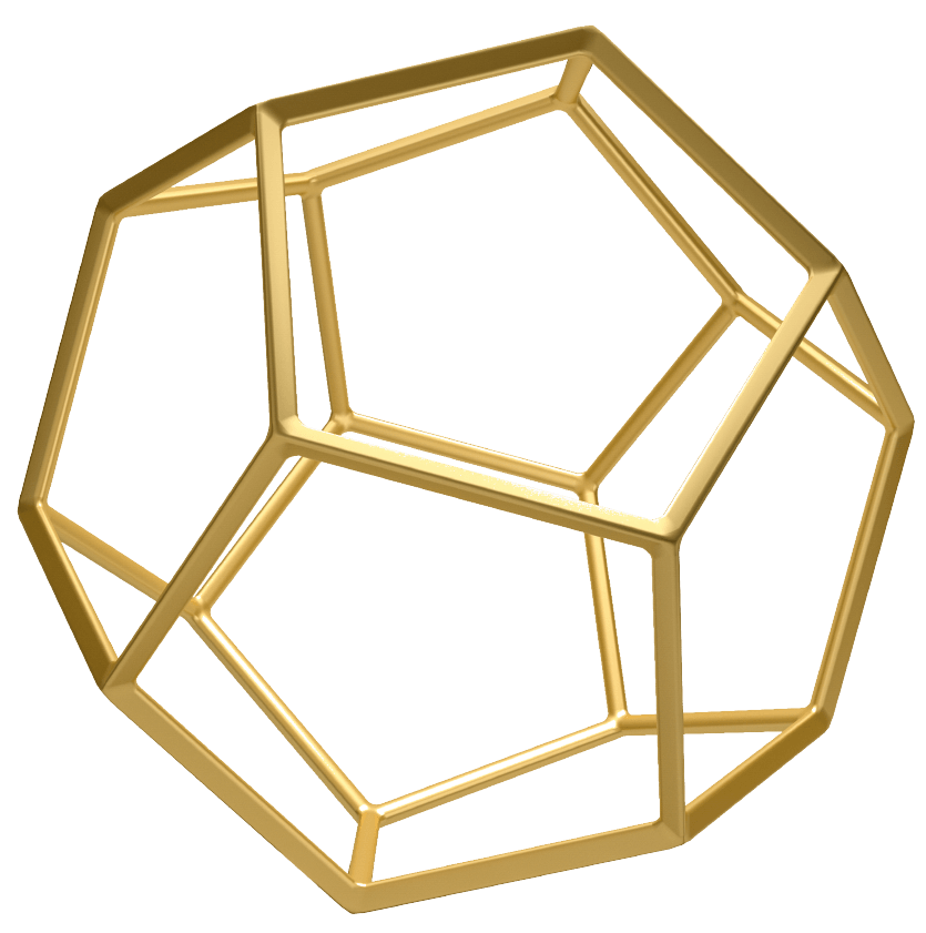 platonic solid, dodecahedron