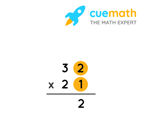 Multiplication Step 2
