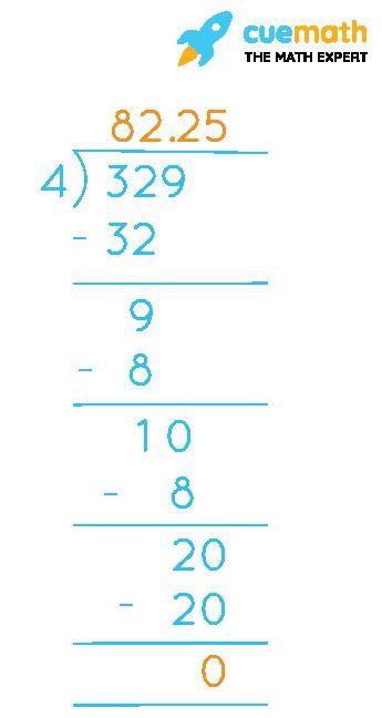 329/400 in decimal form is written as 0.8225.
