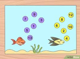 Identifying odd &even numbers