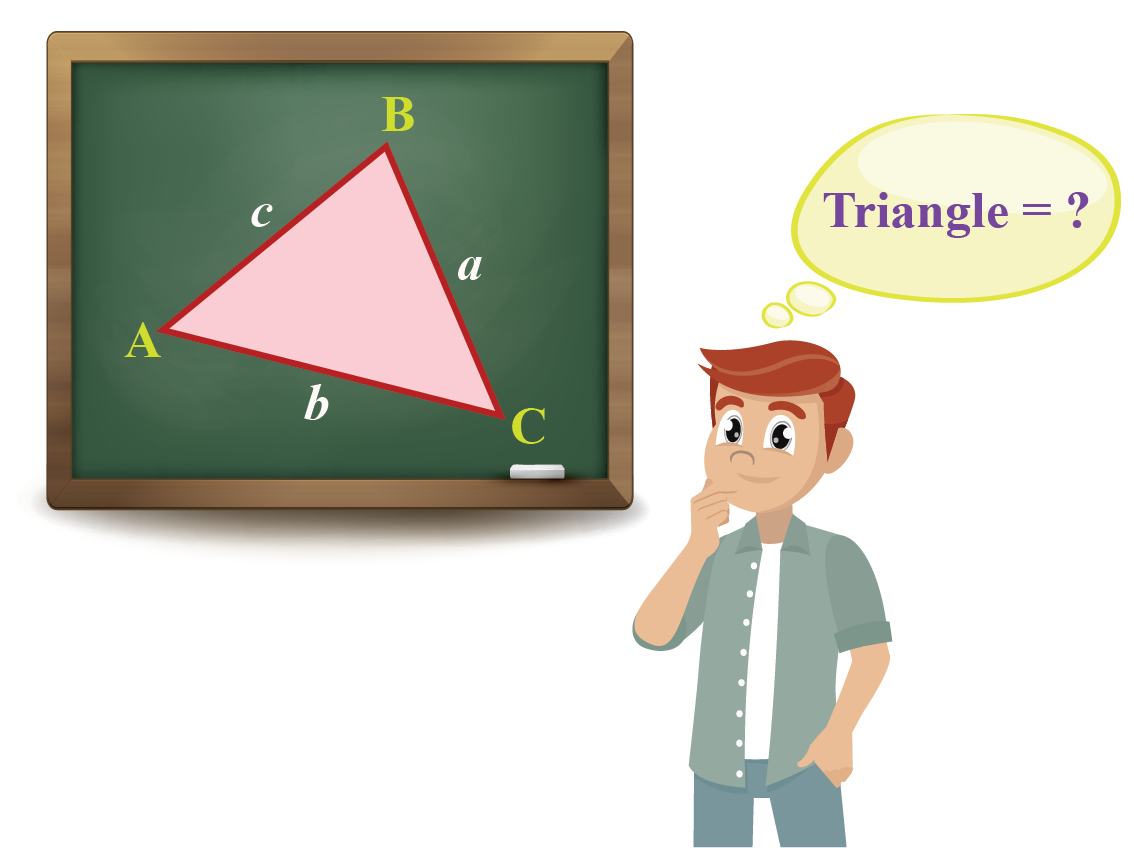 Example - Identify the possible angle measures for an obtuse triangle.