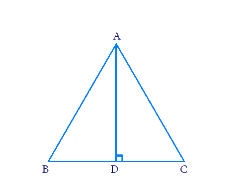 In an equilateral triangle, prove that three times the square of one side is equal to four times the square of one of its altitudes.