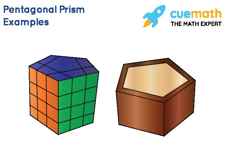 Pentagonal Prism Examples