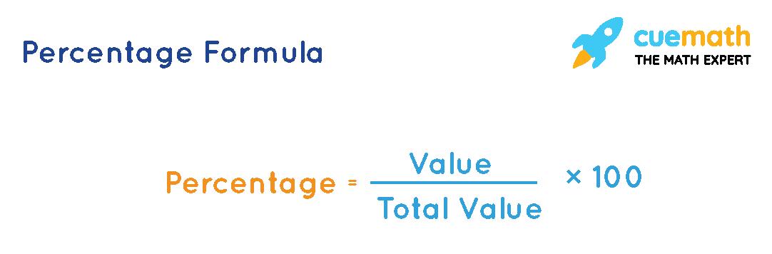 percentage formula