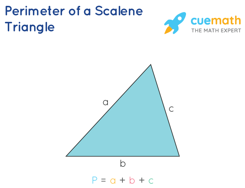 Perimeter of a scalene triangle
