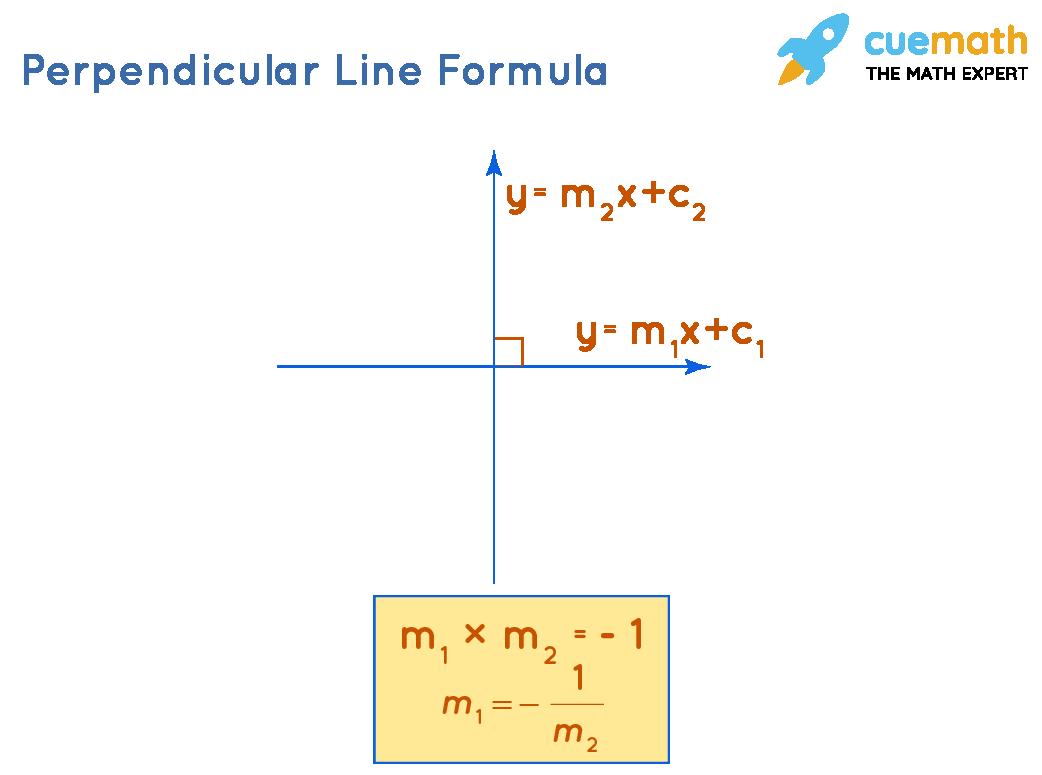 perpendicular lines formula
