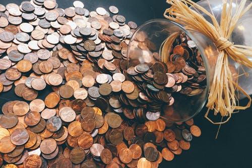 Solving factoring puzzles: a jar of pennies