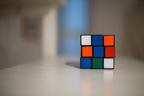 A rubiks cube is an example of recreational activities in mathematics
