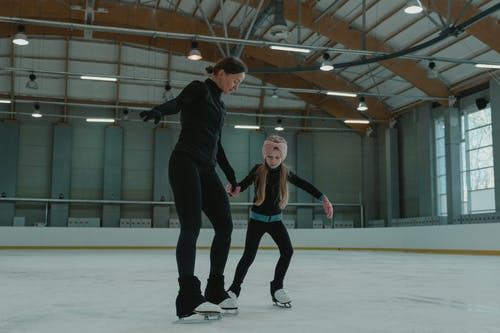 Skating is a good form of exercises for kids