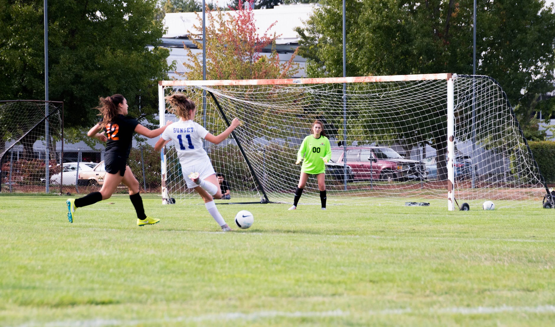 Women playing football: Cool Math Football