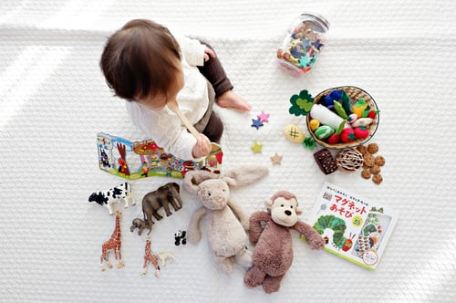 Let learning kids choose their own interests and hobbies