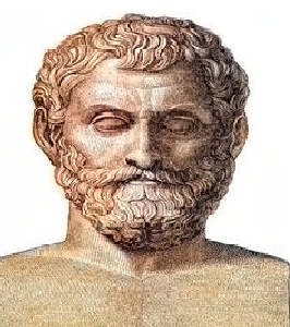 Thales of Miletus was a Greek Mathematician