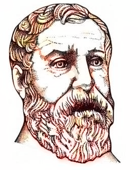 Heron of Alexandria or Hero of Alexandria
