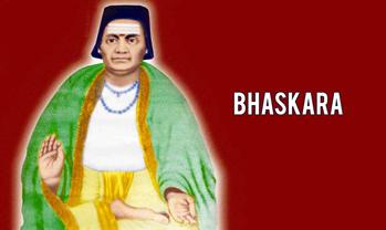 12th-century mathematician Bhaskara