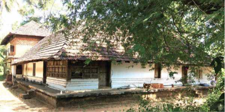 Iringatapally Mana (home of Madhava)
