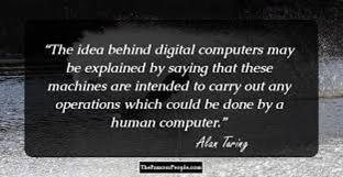 Alan Turing Quotes