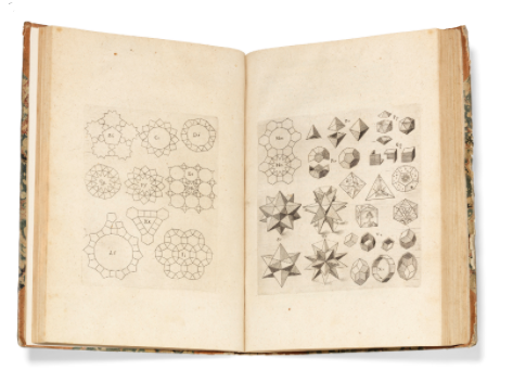 Harmonice Mundi in 1619