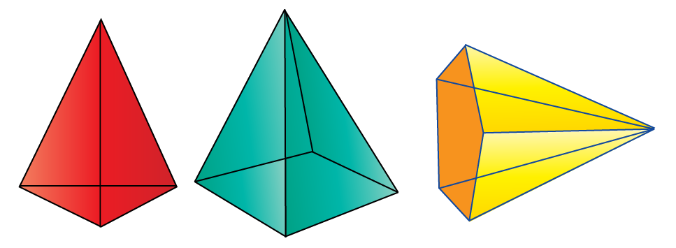 examples of pyramids