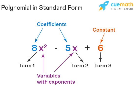 Polynomial in Standard Form