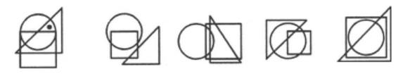 dot figures circle