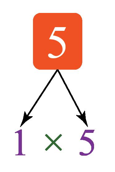 factoring of 5