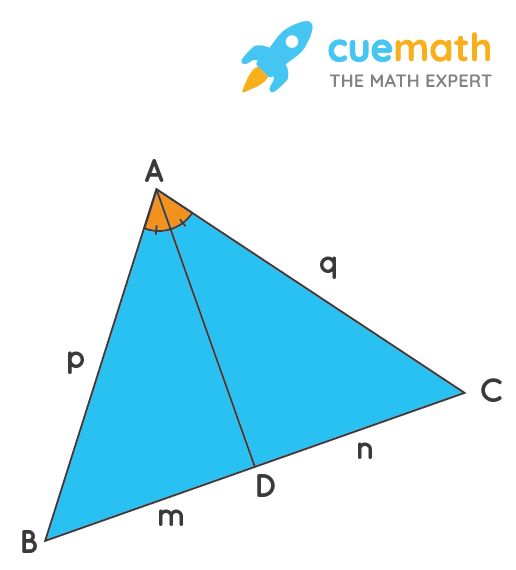 angle bisector in triangle