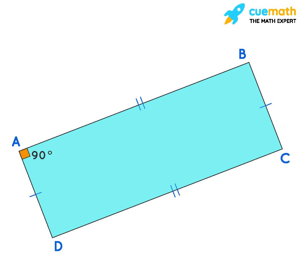 Rectangle as a Parallelogram