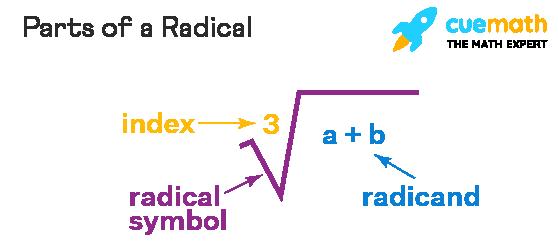 radicand and index