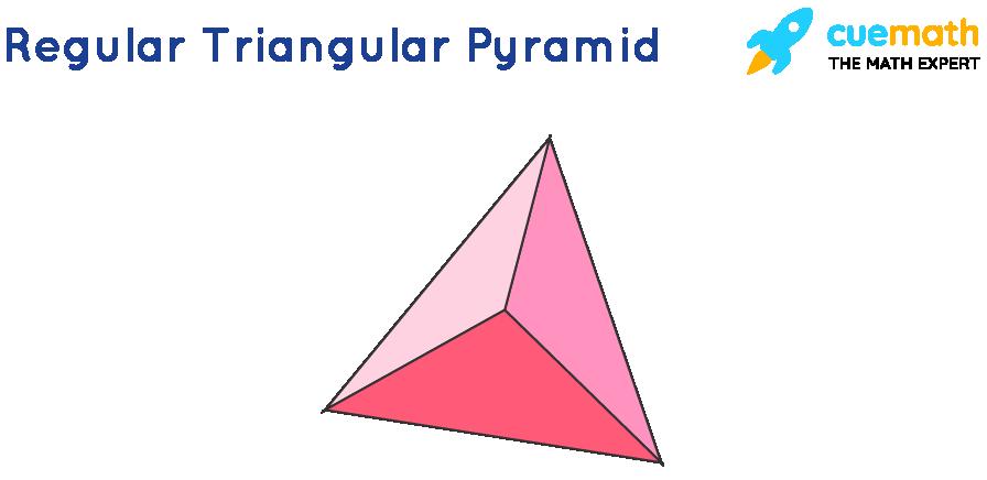 Regular Triangular Pyramid