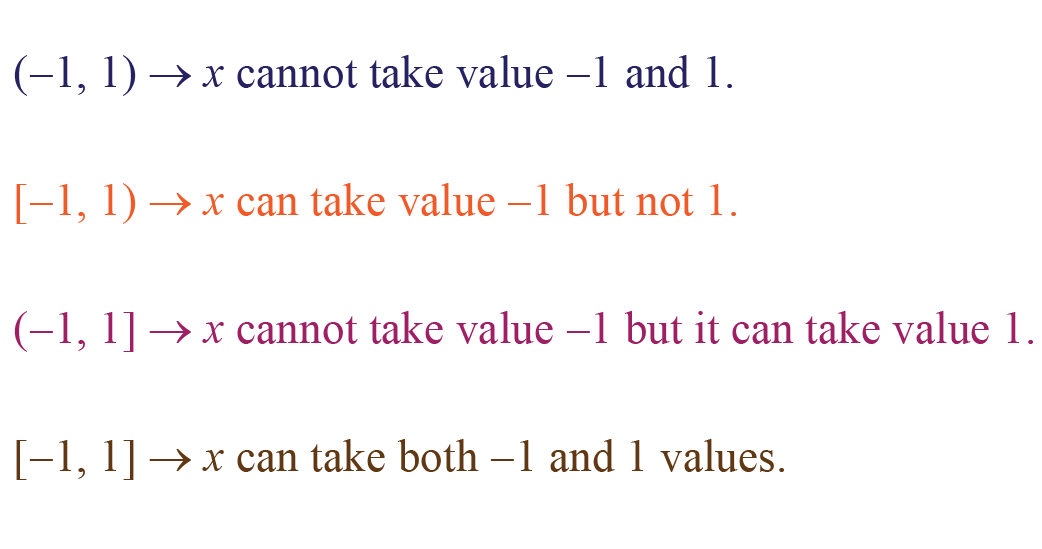 symbol conventions for inequality