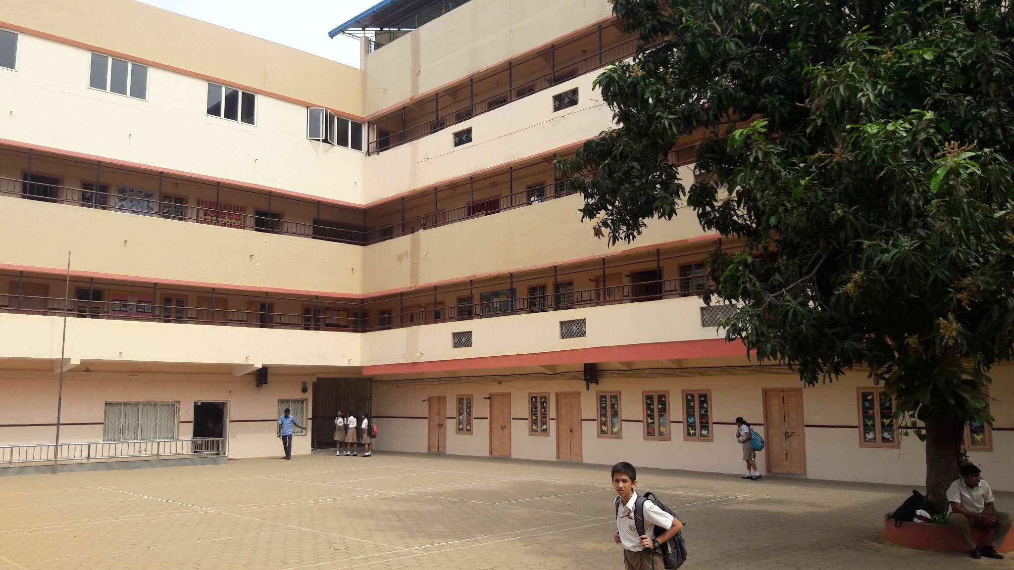 National Public School Gopalapuram