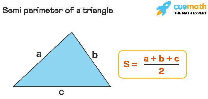 Semi Perimeter of Triangle