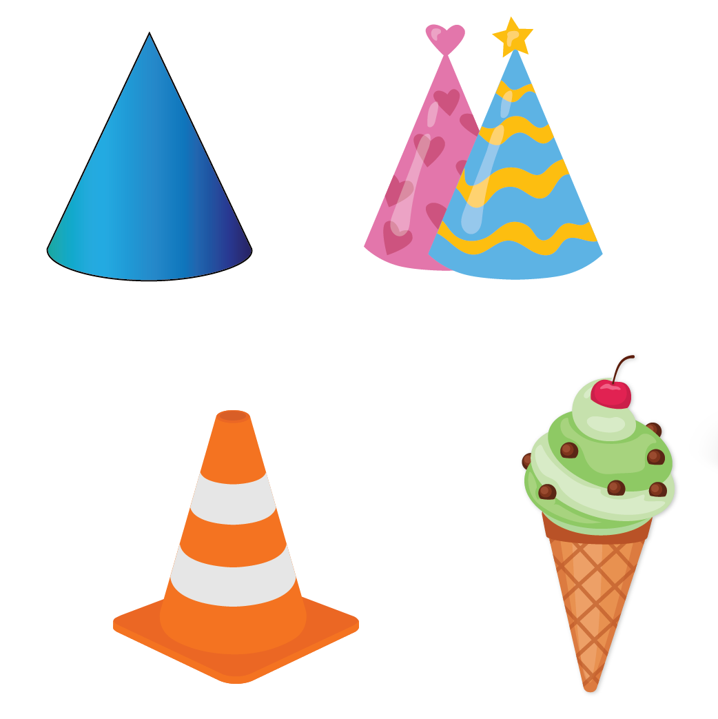 Examples of Cone