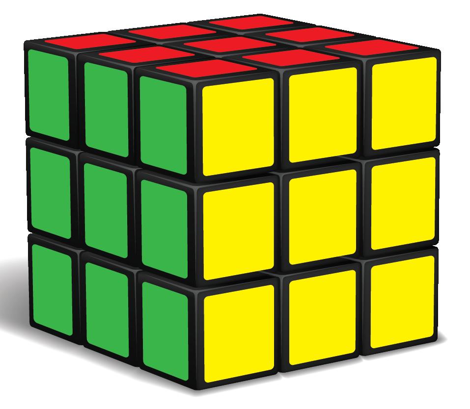 Rubric's cube