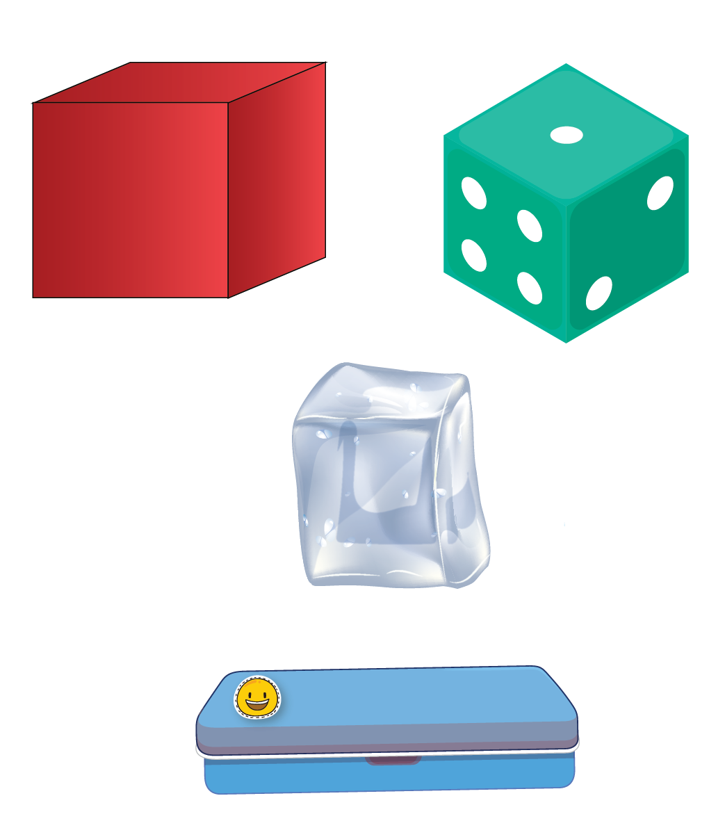 Examples of Cube
