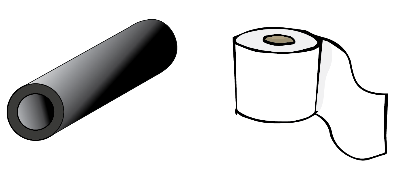 Cylindrical shell with an example
