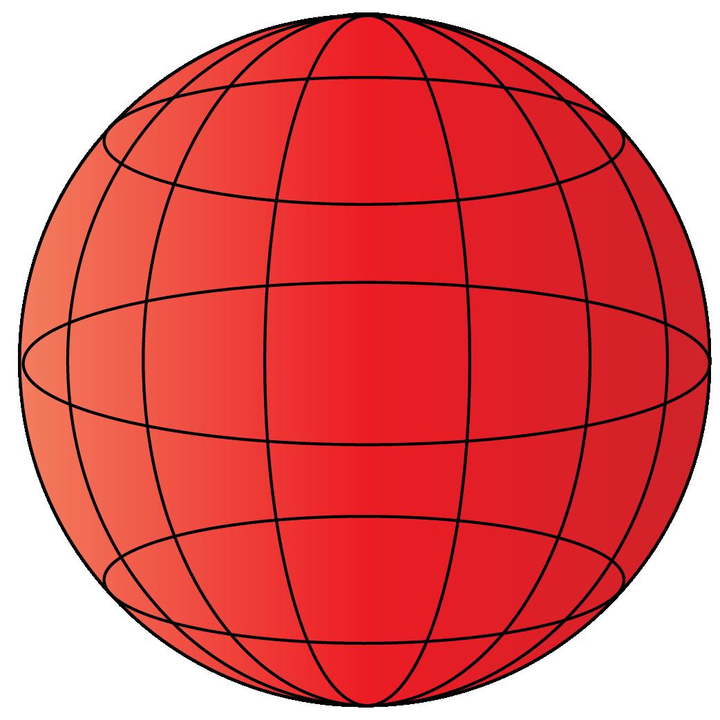 sphere - 3d shape
