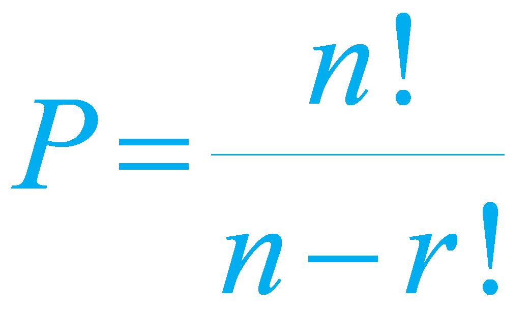 permutation formula image