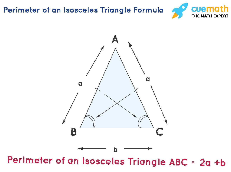Perimeter of an Isosceles Triangle Formula