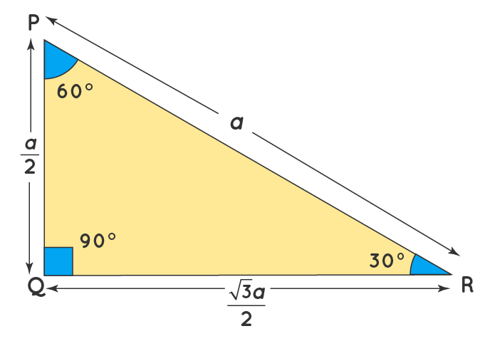 sides of a 30 60 90 triangle3
