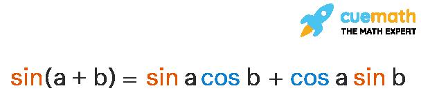 sin(a+b) formula