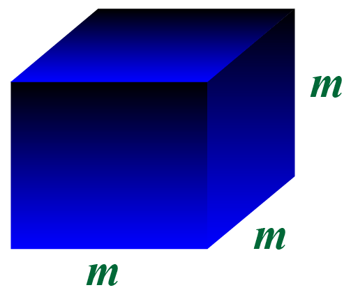 cube and square