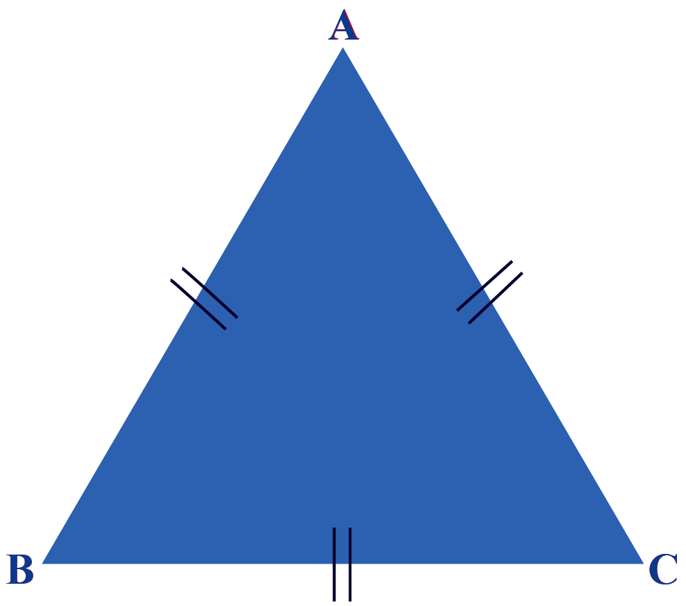 triangle, equilateral triangle