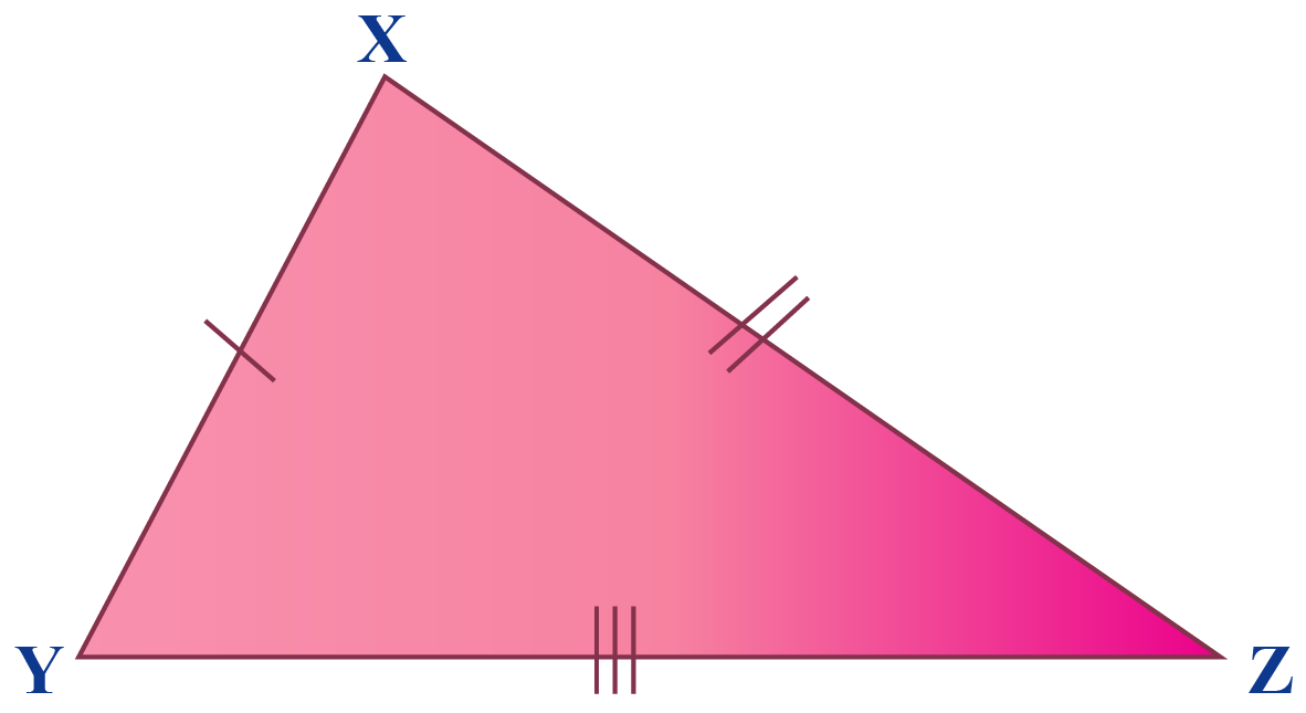 triangle, Scalene