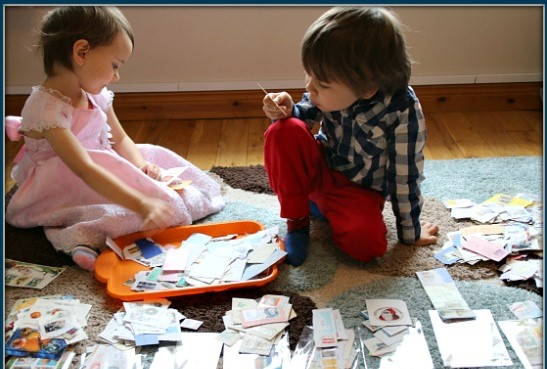 Benefits of the art of collecting for Children